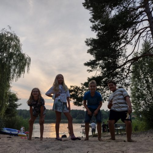 wilde Young-Stars - Naturerlebniscamp für Kinder